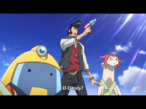 Space Dandy Season 2 Ep.1 - Other Dimensional Dandies Part 1