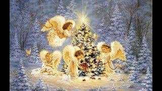 Яркая звёздочка на небе горит ❆ Детская песня - РОЖДЕСТВО!