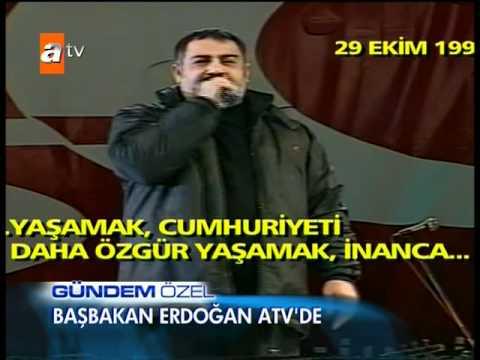 Ahmet Kaya'nın Erdoğan'ı Ağlatan...