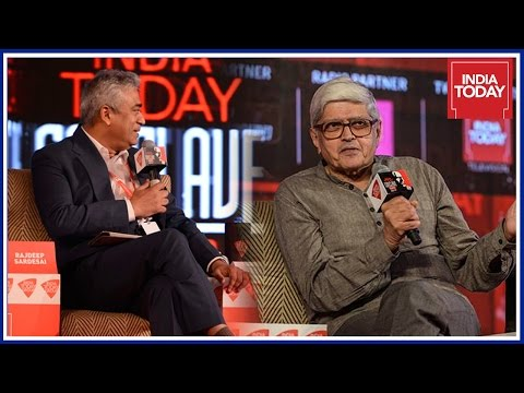 Gopal Gandhi Speaks To Rajdeep Sardesai At India Today South Conclave 2017