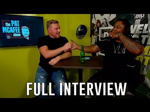 Marshawn Lynch on The Pat McAfee Show 2.0