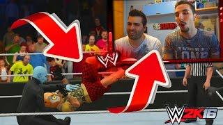 BRAXXTER SE CONVIERTE EN FARGAN ??!!?? WWE 2K16 | MrWikky92