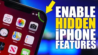 Enable 10 HIDDEN iPhone Features Using SECRET Settings !