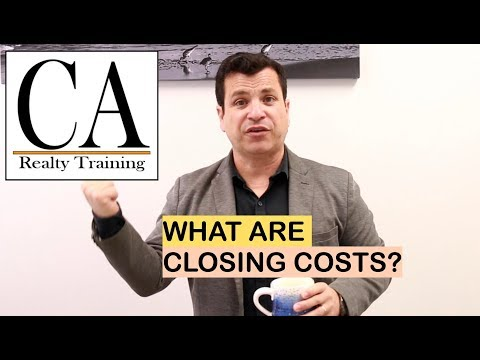 Ep. 74: What Are The Closing Costs In A Real Estate Transaction?