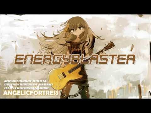 HIroki Kikuta and Hidehisa Sasaki - ENERGYBLASTER (NOW ON SALE)
