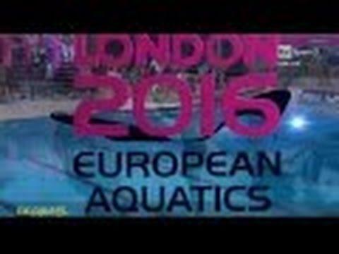 GIOVANNI TOCCI - Campionati Europei di Tuffi Trampolino 3 mt. Londra 2016