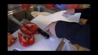 how to grow pepper from fresh seeds of a red pepper plant the environmental friendly way