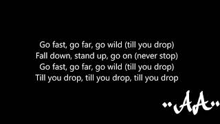 ItaloBrothers - Till You Drop (lyrics)