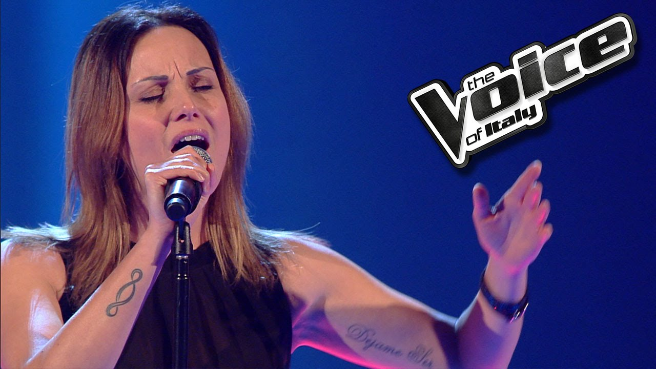 neja restless the voice of italy 2016 blind audition youtube. Black Bedroom Furniture Sets. Home Design Ideas