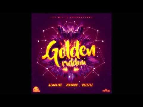 Golden Riddim Mix By Dj Grillz    Aug 2017   