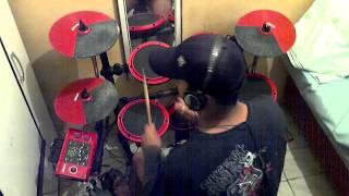 Mina do Condomínio - Seu Jorge (Drum Cover) Betobruklin