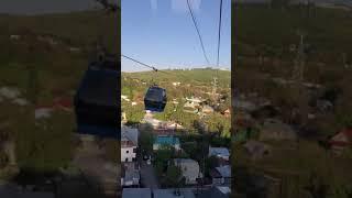 Almaty Koktobe Mountains Kazakhstan travel 2018
