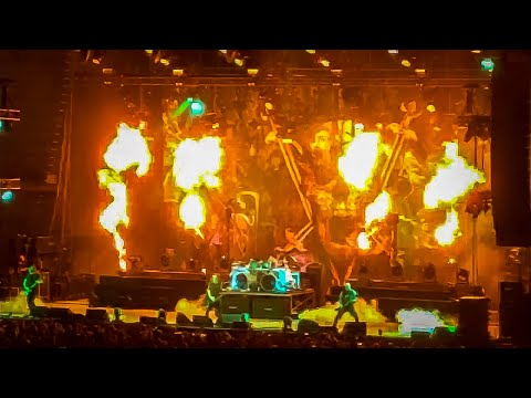 Slayer - Live In Tampa 2019 Final Farewell Tour