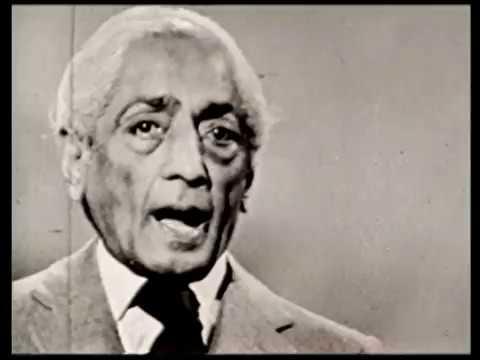 J. Krishnamurti - Interview by Ross Saunders in Sydney, Australia 1970