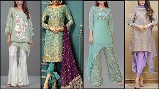 New Pakistani Dresses Designs for Girls 2017 | Party wear / Bridal wear dresses for women 2017