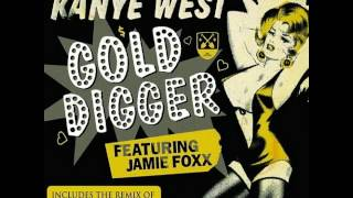 Kanye West feat. Jamie Foxx - Gold Digger [HQ]