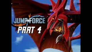 JUMP FORCE Gameplay Walkthrough Part 4 - Slifer the Sky Dragon (Let's Play)