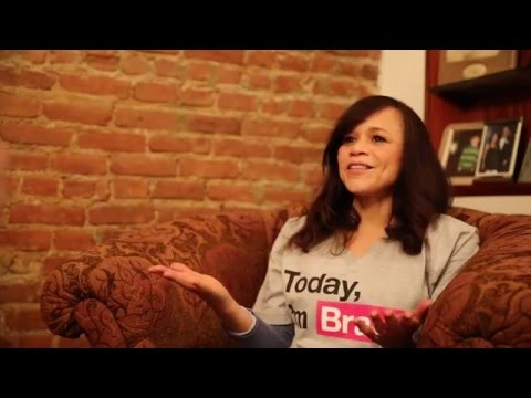 Today, I'm Brave - Rosie Perez
