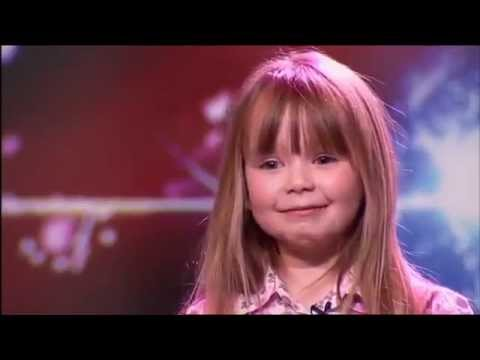 Connie Talbot - Audition in Britain's Got Talent (high quality)