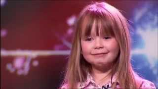 Connie Talbot - Audition in Br…