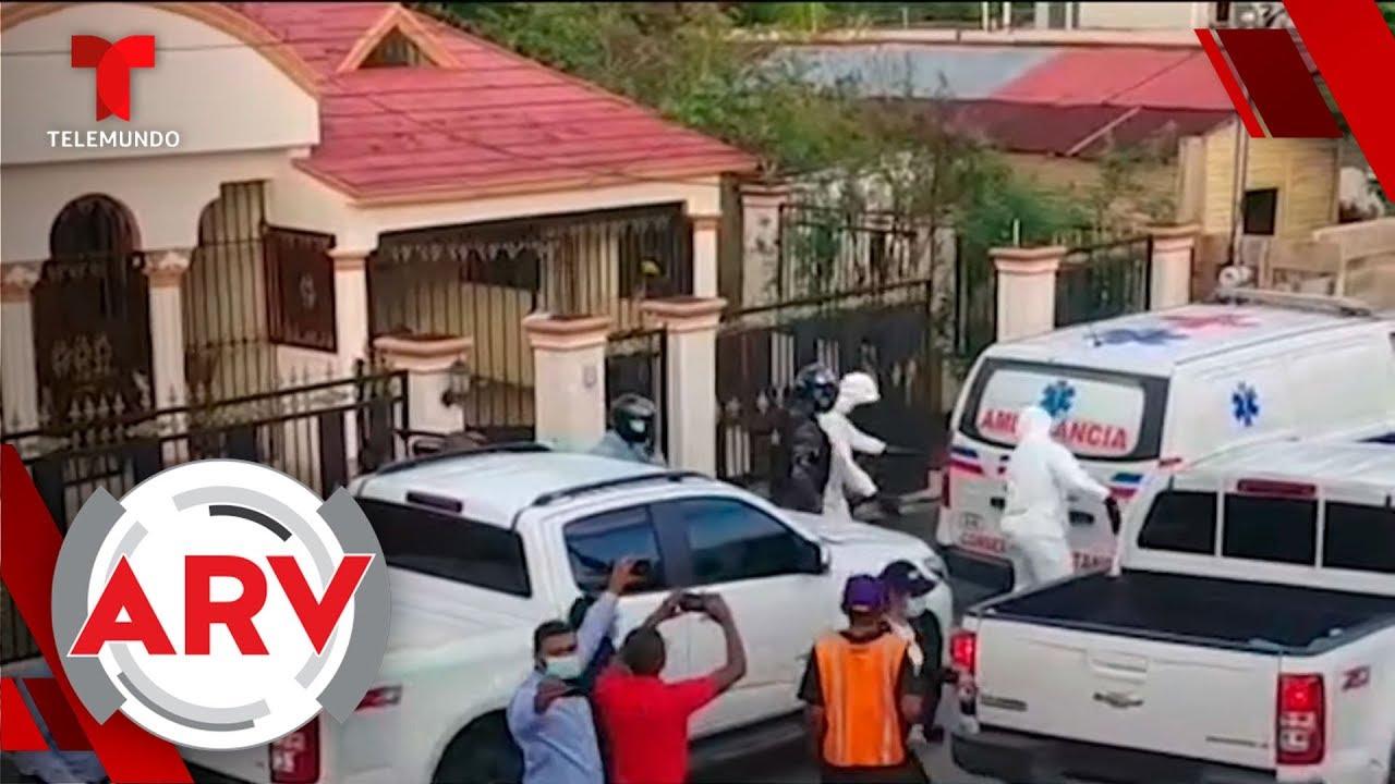 Coronavirus: Sacan de su casa por la fuerza a dominicana contagiada | Al Rojo Vivo | Telemundo
