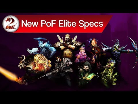 Guild Wars 2: Path of Fire Elite Specializations | Thoughts, Impressions & Details