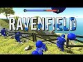 Ravenfield - Новый мультиплеер шутер. Красные против синих.