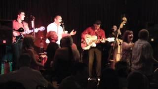 Sandiagos Waterloo BC Sun 17 June 12 33 Rockabilly Rebel (guest singer)