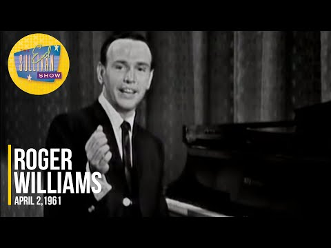 "Roger Williams ""I Love You Truly, Sweethearts & Beautiful Ohio"" on The Ed Sullivan Show"