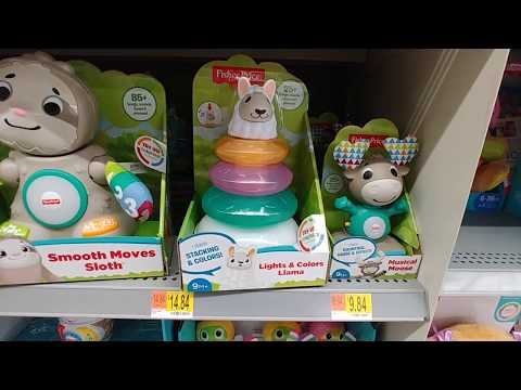 Fisher Price & $3.74 DVDS Walmart June 2020