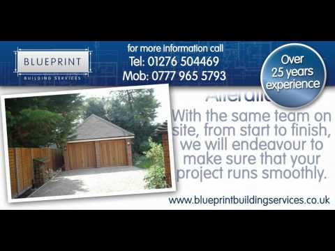 Blueprint building services youtube blueprint building services malvernweather Gallery
