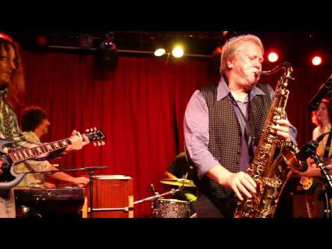 "The Bobby Keys Band - ""Harlem Nocturne"""