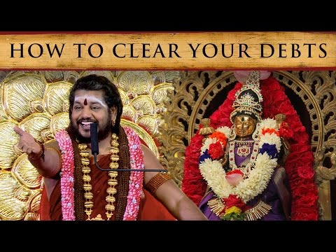 Technique for Clearing Your Money Debts and Loans - Lakshmi Puja Practice
