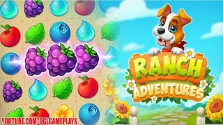 Ranch Adventures: Amazing Match 3 (Android IOS)