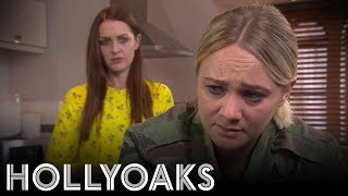 Hollyoaks: Lienna Help Each Other