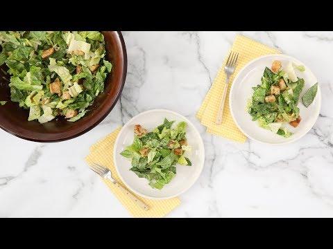 Classic Caesar Salad- Martha Stewart