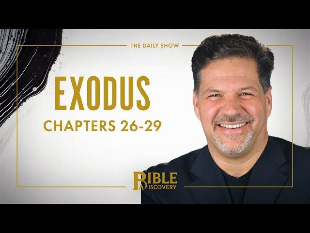 The Temple | Exodus 26-29