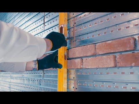 Brick It Thin Brick  Installation System