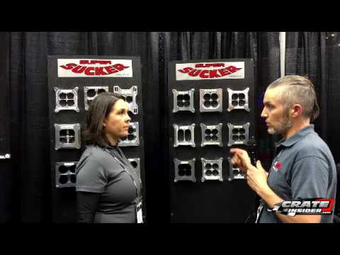 Selecting The Right Carb Spacer For Your GM604