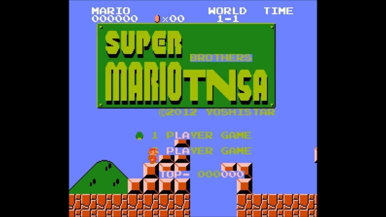 Super mario hack rom | Top 10 Super Mario World (SNES) ROM Hacks