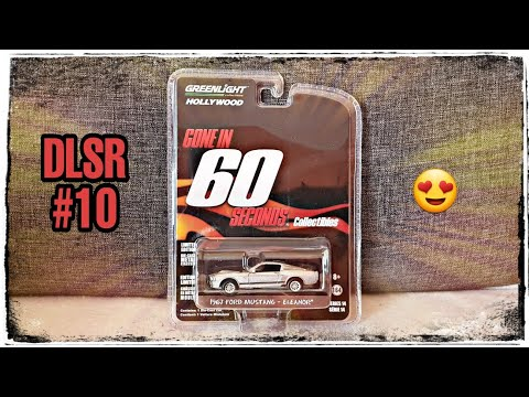 DLSR #10 | FORD MUSTANG '67-ELEANOR GREENLIGHT