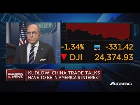 Promises are great, but enforcement is what we want: NEC Director Larry Kudlow