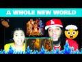 ZAYN, Zhavia Ward - A Whole New World (End Title) (From