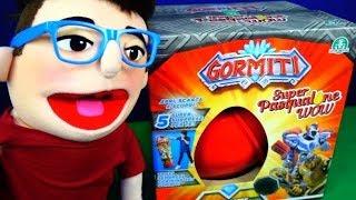 APRO IL SUPER PASQUALONE WOW DEI GORMITI - Leo Toys