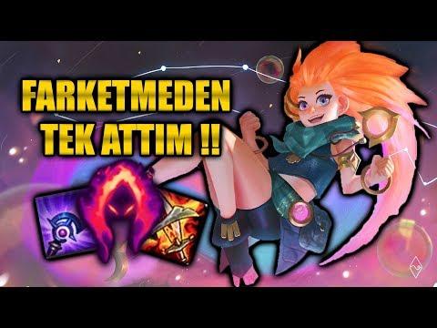 ORTA KORİDOR ZOE - FARKINDA OLMADAN 2 KİŞİYE TEK ATAN HERO !!