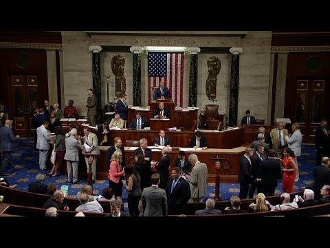 مجلس النواب الأمريكي يرفض مبيعات أسلحة للسعودية وترامب يعد بالفيتو…  - نشر قبل 3 ساعة