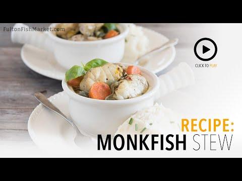 How To Make Monkfish Stew | Fulton Fish Market