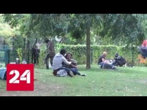 Der Blog. Немецкая культура гостеприимства к мигрантам - Россия 24