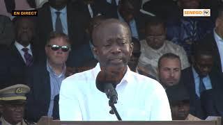 Stade du Sénégal : « Un projet d'ampleur historique » selon Ndiagna Ndiaye (Senego TV)