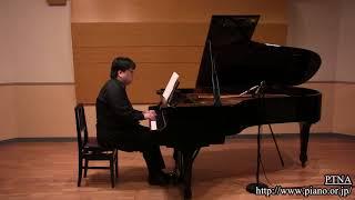 "Hideki Kenmochi : ""Pintje"" for piano solo (2015)"